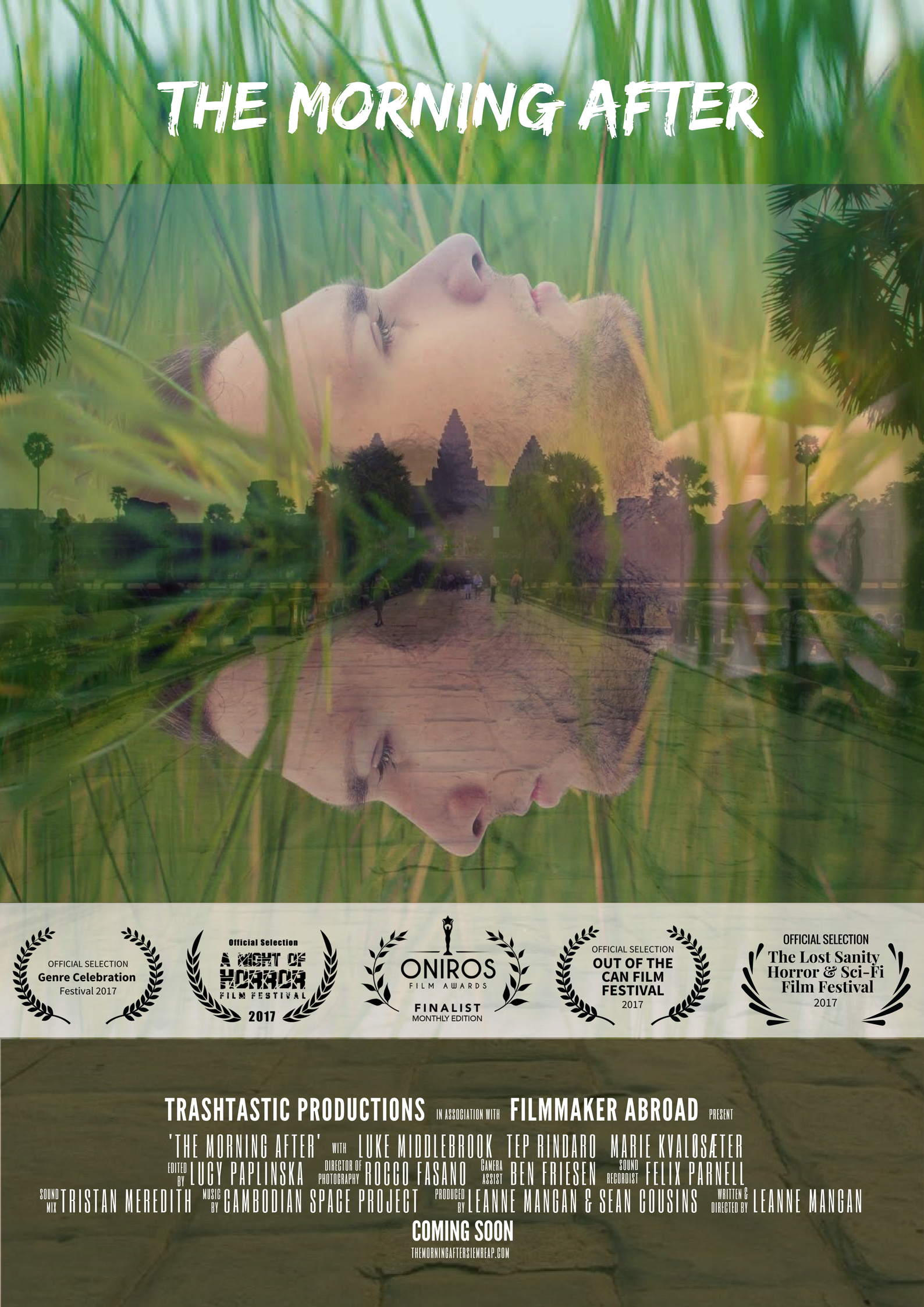 The Morning After short film poster